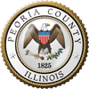 Official seal of Peoria County