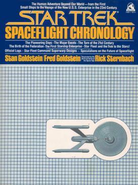 Star Trek Spaceflight Chronology - Wikipedia