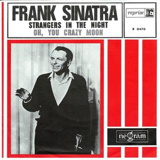 Strangers in the Night single by Frank Sinatra