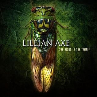 <i>One Night in the Temple</i> 2014 live album by Lillian Axe