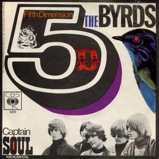 5D (Fifth Dimension) 1966 single by The Byrds