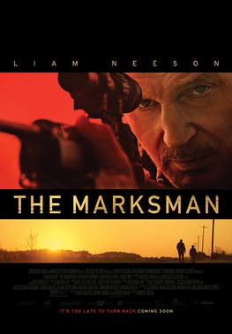 Picture of a movie: The Marksman