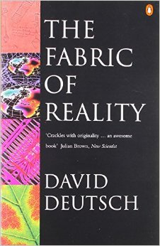 Picture of a book: The Fabric Of Reality