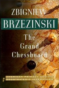 <i>The Grand Chessboard</i> book by Zbigniew Brzezinski