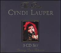 <i>The Great Cyndi Lauper</i> 2003 compilation album by Cyndi Lauper