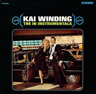 <i>The In Instrumentals</i> 1965 studio album by Kai Winding