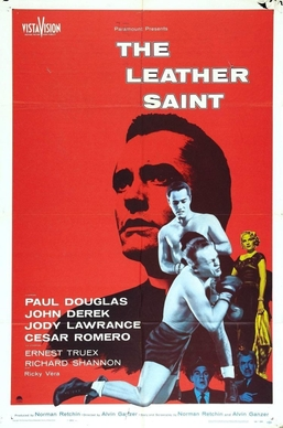 <i>The Leather Saint</i> 1956 film by Alvin Ganzer