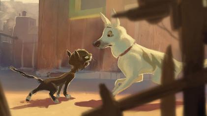 Bolt Disney Character Wikiwand