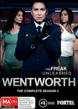 Wentworth (season 2) - Wikipedia