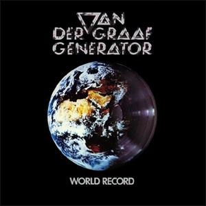 <i>World Record</i> (Van der Graaf Generator album) 1976 studio album by Van der Graaf Generator