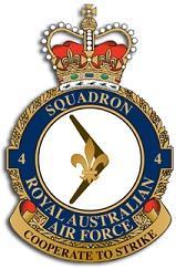 No. 4 Squadron RAAF Royal Australian Air Force squadron