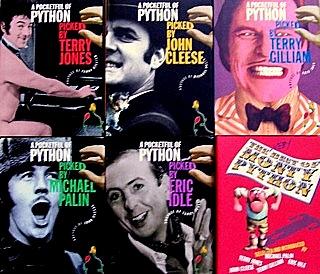 <i>A Pocketful of Python</i>