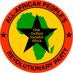 All-African Peoples Revolutionary Party international socialist political party based in Guinea