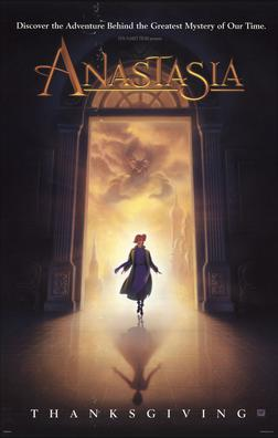 Anastasia (1997 film) - Wikipedia