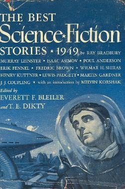 The Best Science Fiction Stories: 1949 - Wikipedia