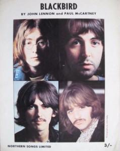 Blackbird (Beatles song) original song written and composed by Lennon-McCartney