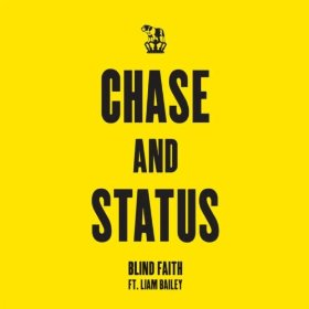 Chase & Status featuring Liam Bailey — Blind Faith (studio acapella)
