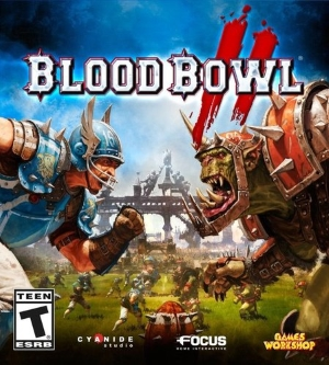 blood bowl 2 xbox one