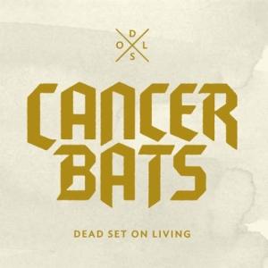 <i>Dead Set on Living</i> 2012 studio album by Cancer Bats