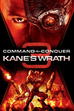 Picture of a game: Command & Conquer 3: Kane's Wrath