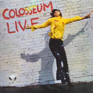 <i>Colosseum Live</i> 1971 live album by Colosseum