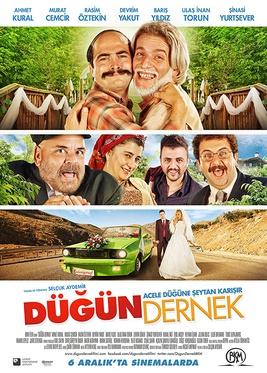 Picture of a movie: Dügün Dernek