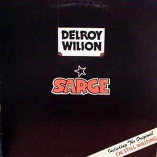 <i>Sarge</i> (album) 1976 studio album by Delroy Wilson