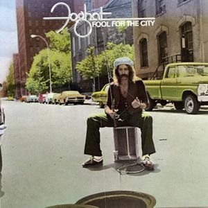 <i>Fool for the City</i> 1975 studio album by Foghat