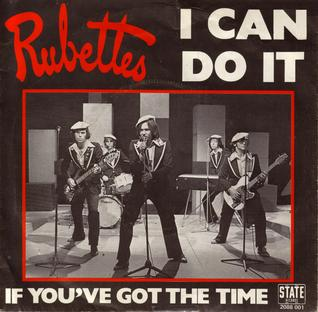 I Can Do It 1975 single by The Rubettes