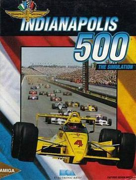 Indianapolis 500: The Simulation - Wikipedia