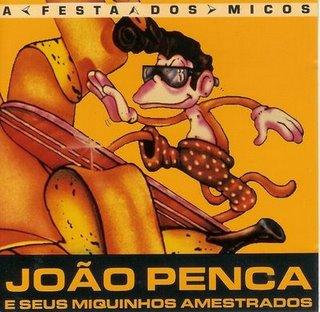 <i>A Festa dos Micos</i> 1993 compilation album by João Penca e Seus Miquinhos Amestrados