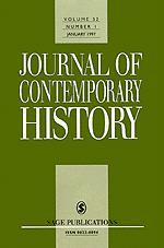<i>Journal of Contemporary History</i> academic journal covering the study of history since the end of the First World War.
