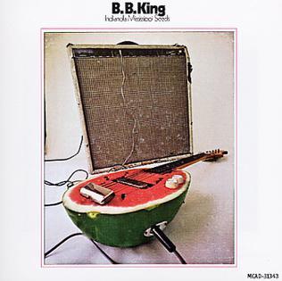 <i>Indianola Mississippi Seeds</i> 1970 studio album by B. B. King