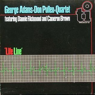 <i>Life Line</i> (album) 1981 studio album by George Adams-Don Pullen Quartet