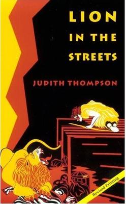 an analysis of the play lion in the streets by judith thompson Buy art online from the world's largest community of independent artists and iconic brands all artwork and print-on-demand products ship within 3 - 4 business days and.