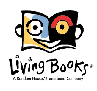 The Living Books Logo