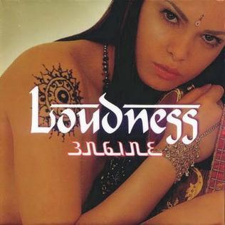 <i>Engine</i> (Loudness album) 1999 studio album by Loudness