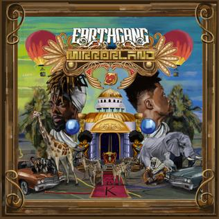 <i>Mirrorland</i> 2019 studio album by EarthGang