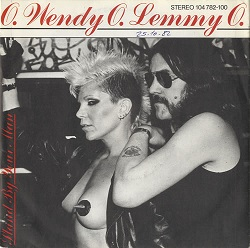 <i>Stand by Your Man</i> (EP) 1982 EP by Lemmy/Wendy O. Williams