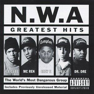 NWA - Greatest Hits [1996 / MP3 / 320] [Gangsta]