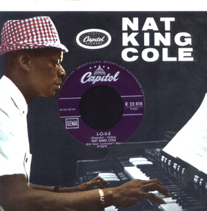 L-O-V-E 1964 single by Nat King Cole