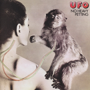 <i>No Heavy Petting</i> 1976 studio album by UFO