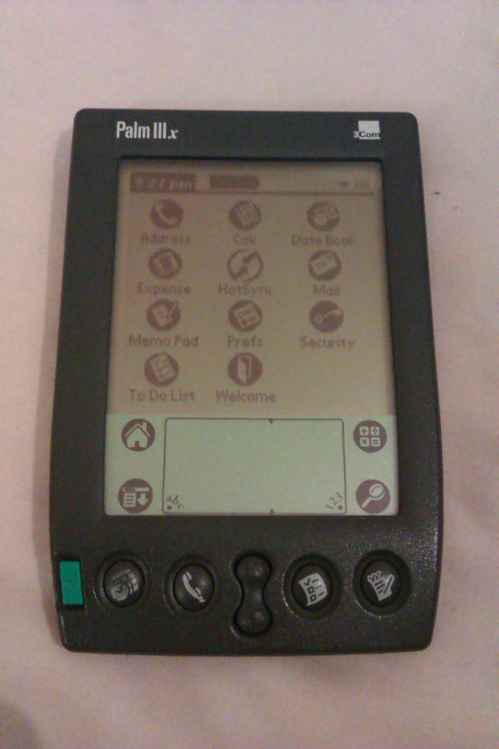 Palm IIIx - Wikipedia