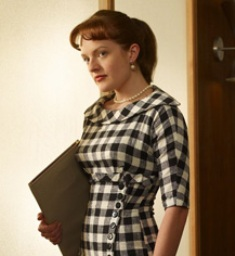 Peggy Olson, from Mad Men
