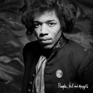 <i>People, Hell and Angels</i> 2013 compilation album by Jimi Hendrix