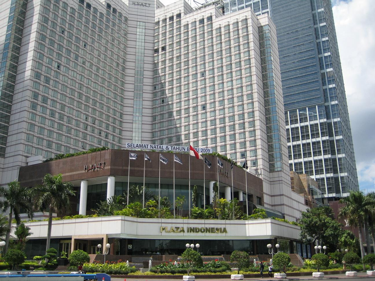 Image result for plaza indonesia