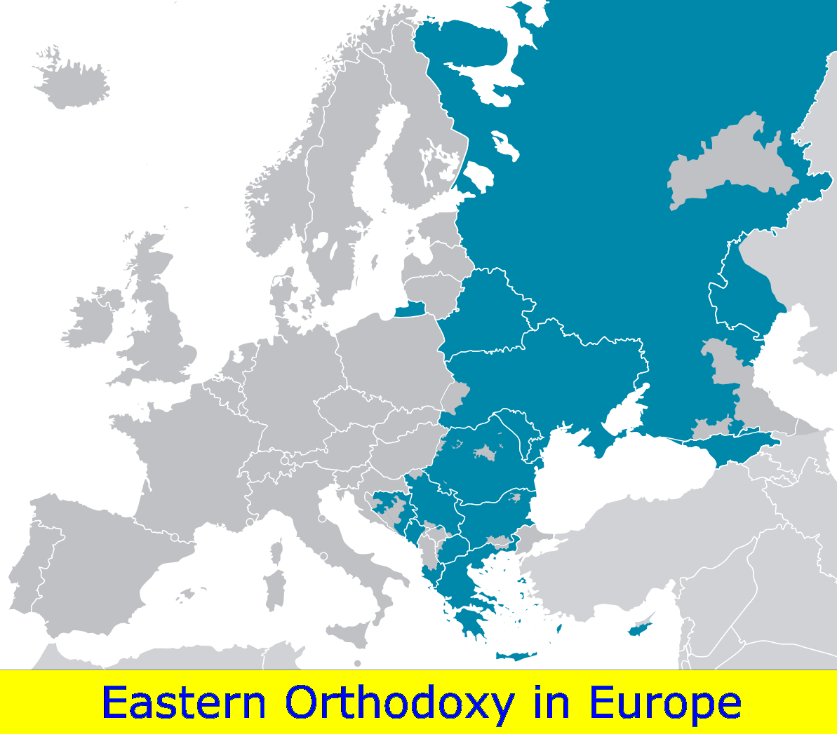 the orthodox tradition in eastern europe essay