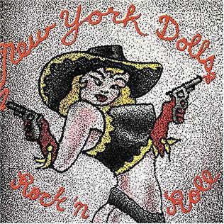 <i>Rockn Roll</i> (New York Dolls album) 1994 compilation album by New York Dolls