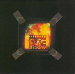 <i>Show</i> (The Cure album) 1993 live album by The Cure
