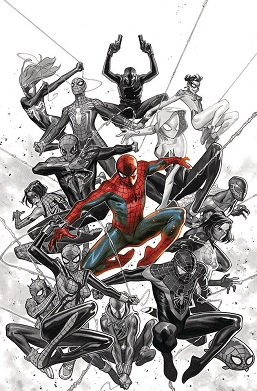 List of incarnations of Spider-Man - Wikipedia